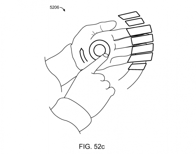Magic Leap patent application Fig. 52c