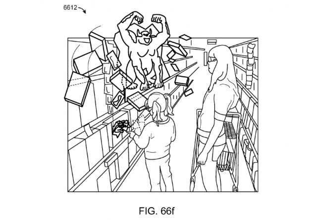Magic Leap patent application Fig. 66f