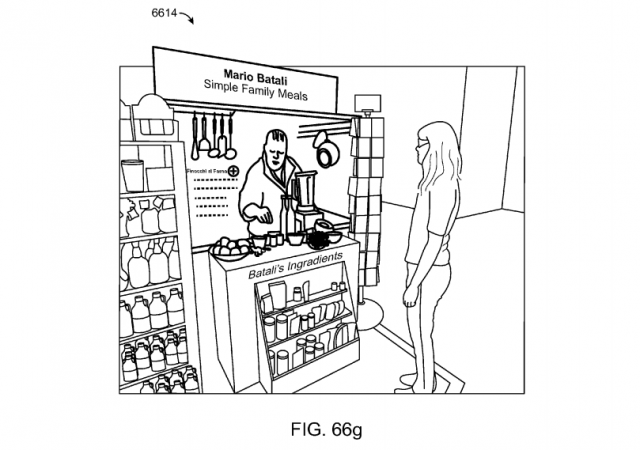 Magic Leap patent application Fig. 66g