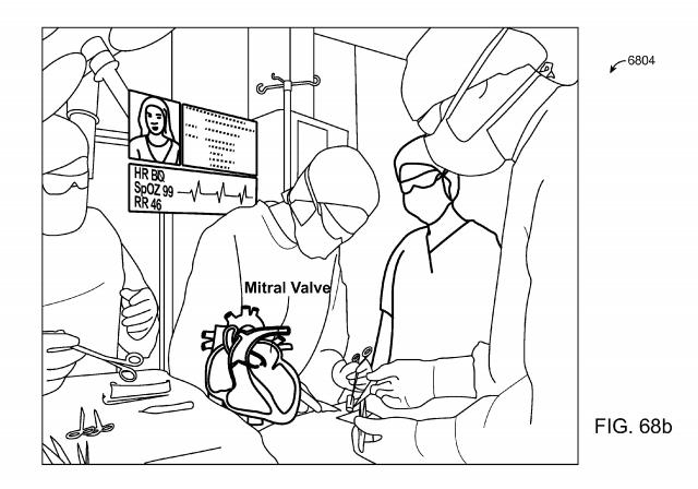 Magic Leap patent application Fig. 68b