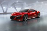 The New Acura NSX: A Legend Returns