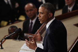"The 2 Words Obama ""Forgot"" to Mention in the State of the Union"