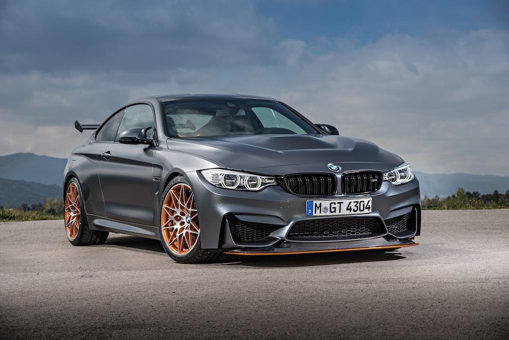 2016 BMW M4 GTS | BMW