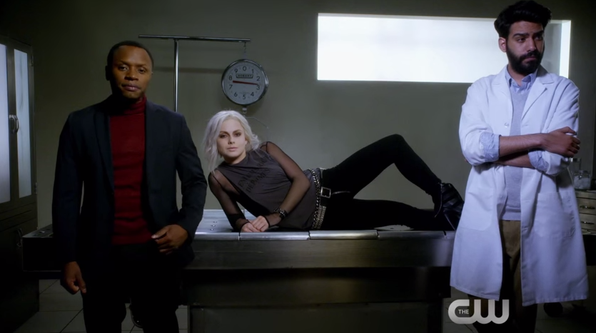 iZombie - The CW first look