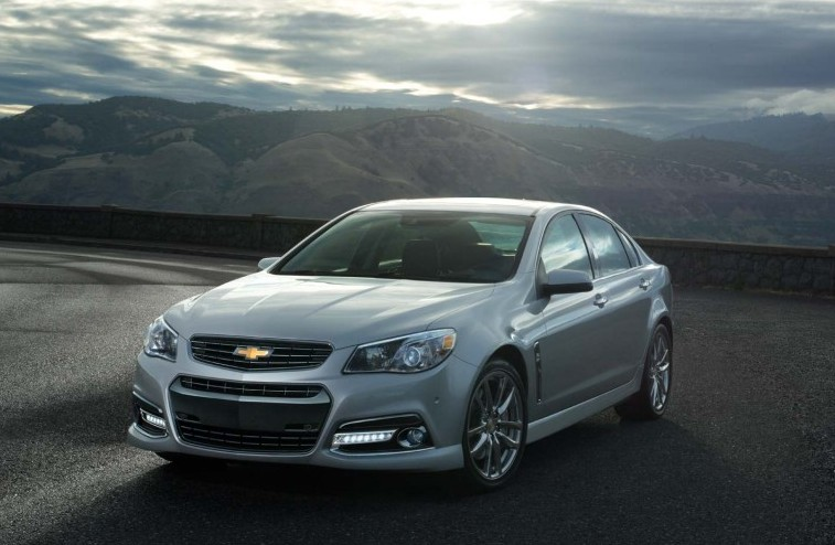 Chevrolet SS | Source: Chevrolet