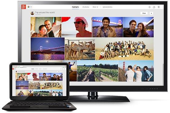 Google Chromecast mirroring