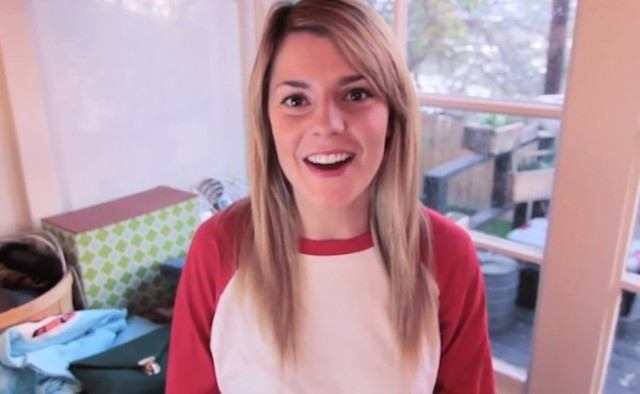 Grace Helbig on It's Grace