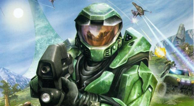 'Halo: Combat Evolved' cover art