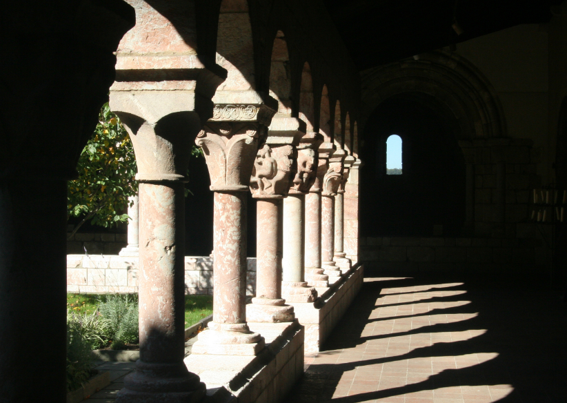 The Cloisters medieval Museum in New York City