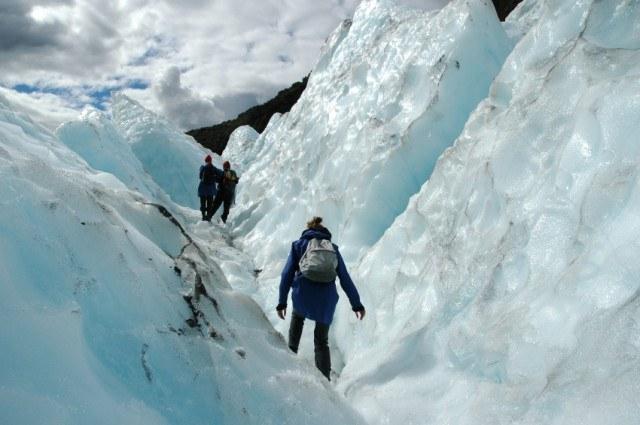 Glacier, New Zealand