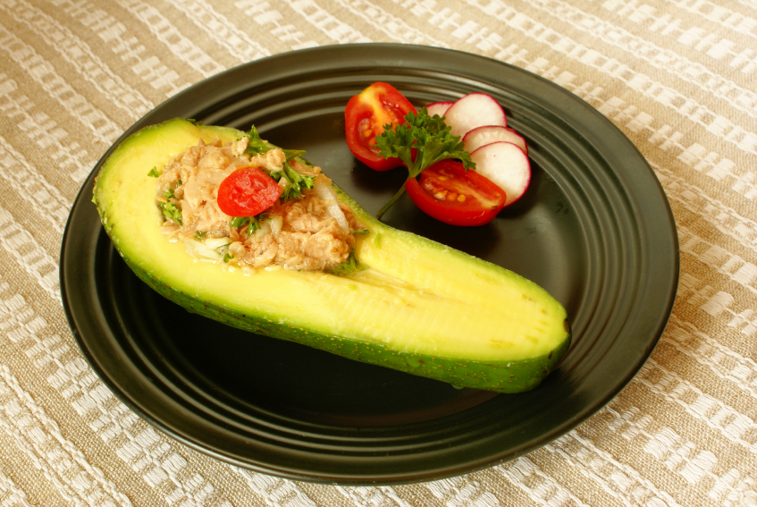 pairing avocado and tomato can lead to weight loss