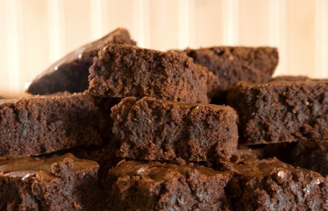 spiced brownies are one of several Mexican treats