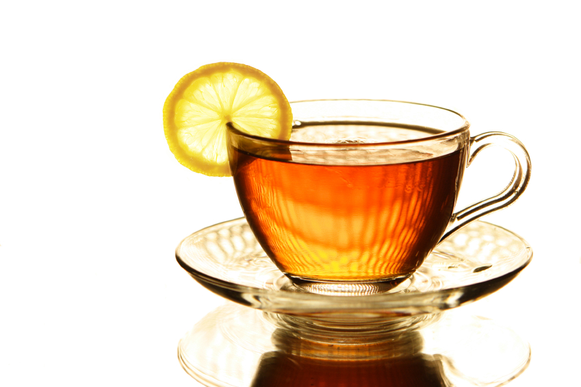 Cup of Tea with Lemon, toddy