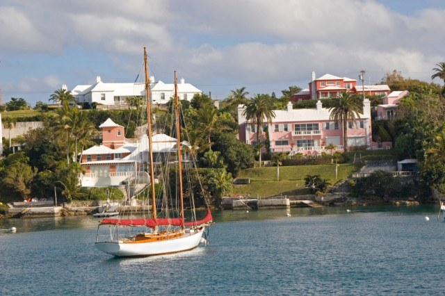 Bermuda Waterfront