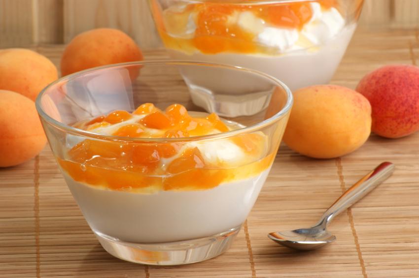 Yogurt, a good source of probiotics