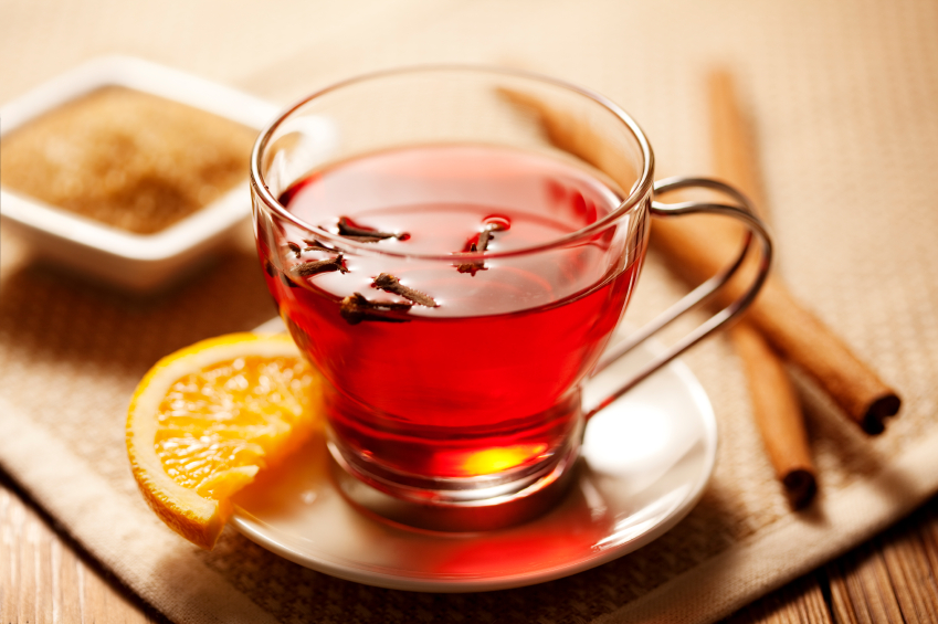 Tea, toddy, mulled wine