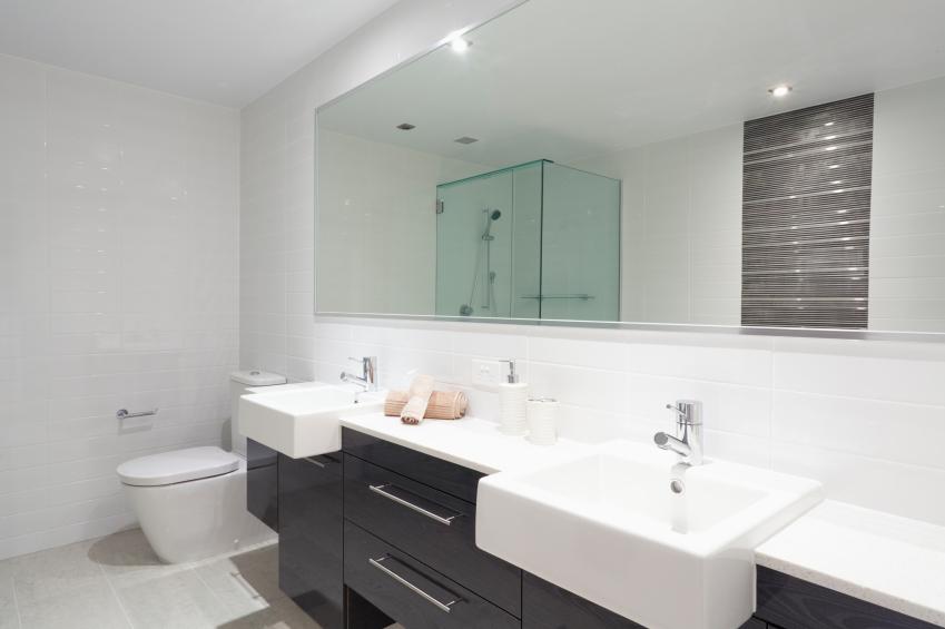 bathroom landscape