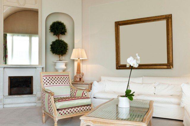 interior apartment, suite, lounge