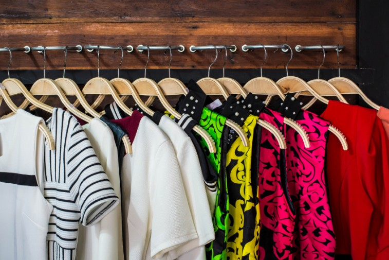 Blouses, closet