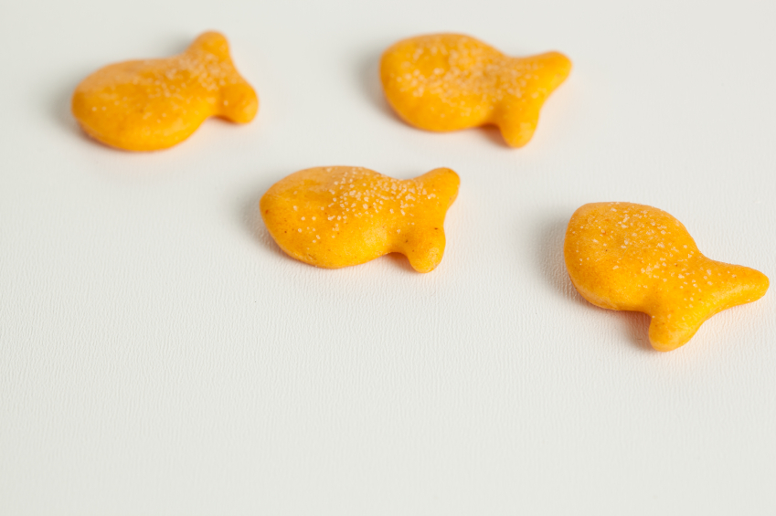 Sodium makes cheddar crackers a not-so-great snack choice
