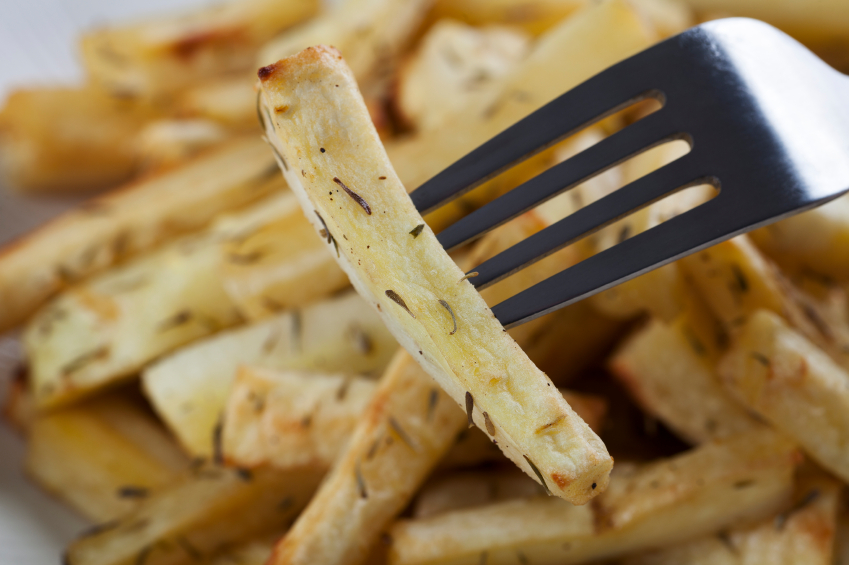 Roasted Parsnip