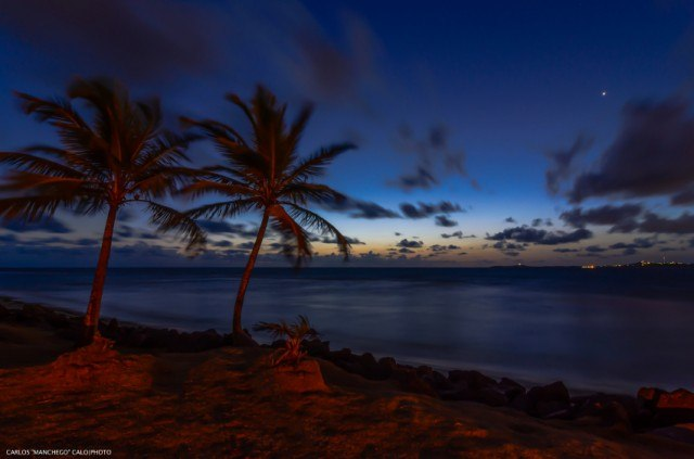 Sunrise, Luquillo Beach, Puerto Rico