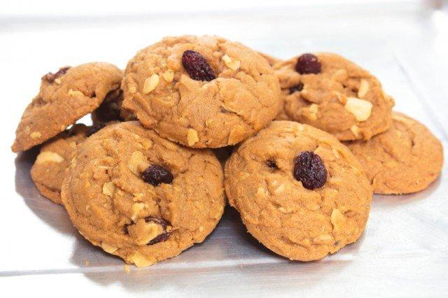 breakfast cookies