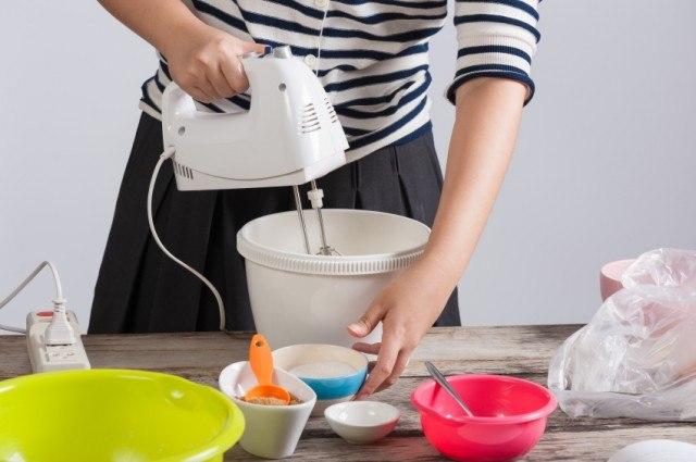 Cooking, Mixing, Baking