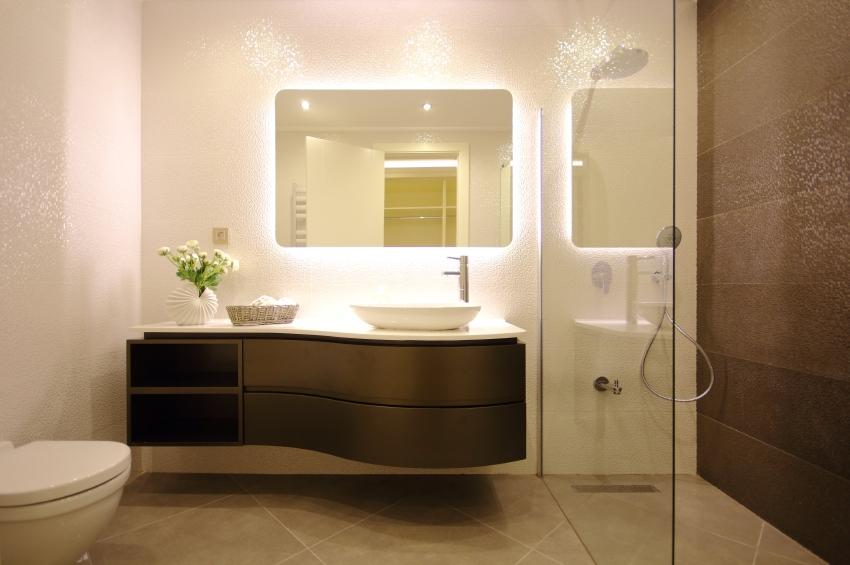 7 Ways To Go Big In Small Bathroom Design