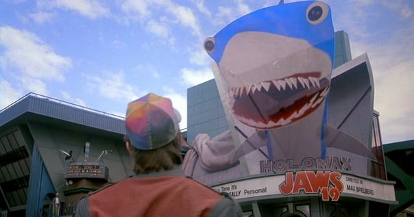 Jaws 19 - Back to the Future