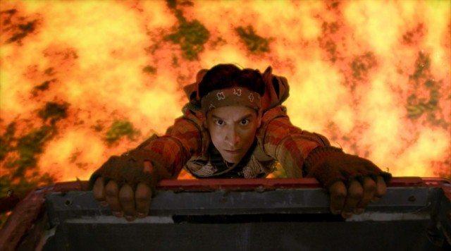 Geothermal Escapism - Community, Season 5 (NBC)