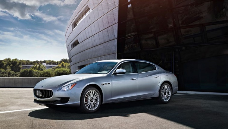 2016 Maserati Quattroporte | Maserati