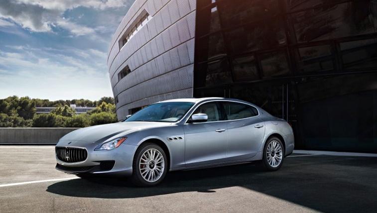 2016 Maserati Quattroporte   Maserati