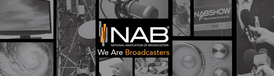 National Association Of Broadcasters logo