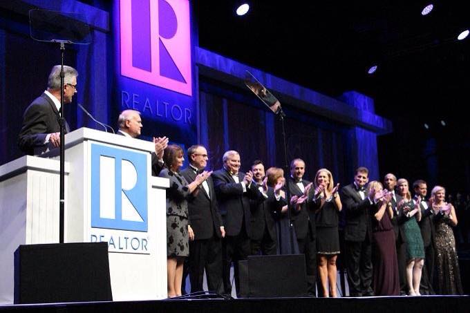 The National Association of Realtors at its annual conference