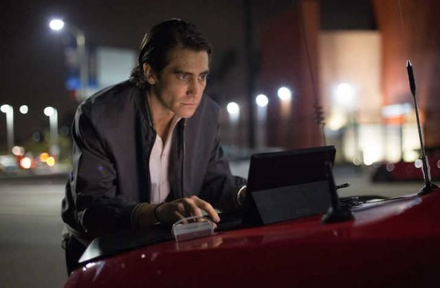 Nightcrawler - Jake Gyllenhaal