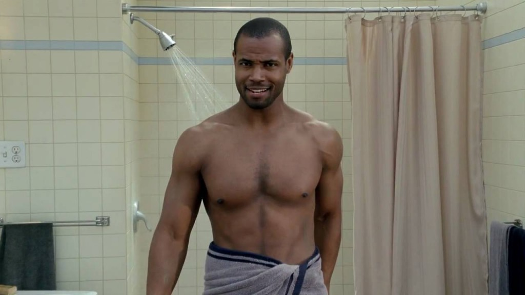 Isaiah Mustafa for Old Spice