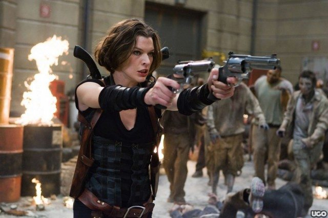 Resident Evil - Sony Pictures