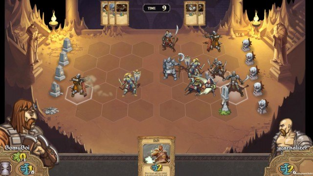 offline card battle games for android