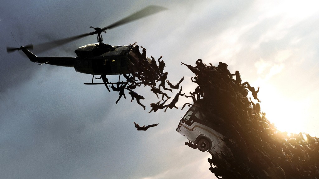 "World War Z's Plan B: Reanimating With a ""Clean Slate"""