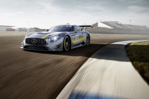 Check Out Mercedes's New Track-Blasting GT3 Racer