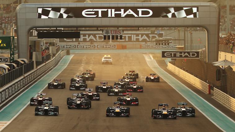 F1 Grand Prix of Abu Dhabi - Race