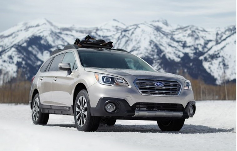 2015 Outback