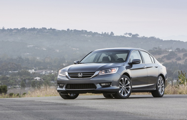 2015 Honda Accord Sport Sedan