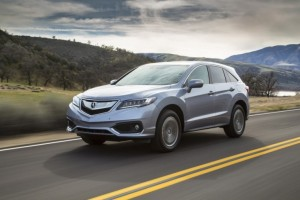 Acura's Success Hinges on Crossover SUVs