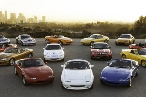 Mazda Picks Its 5 All-Time Greatest Cars