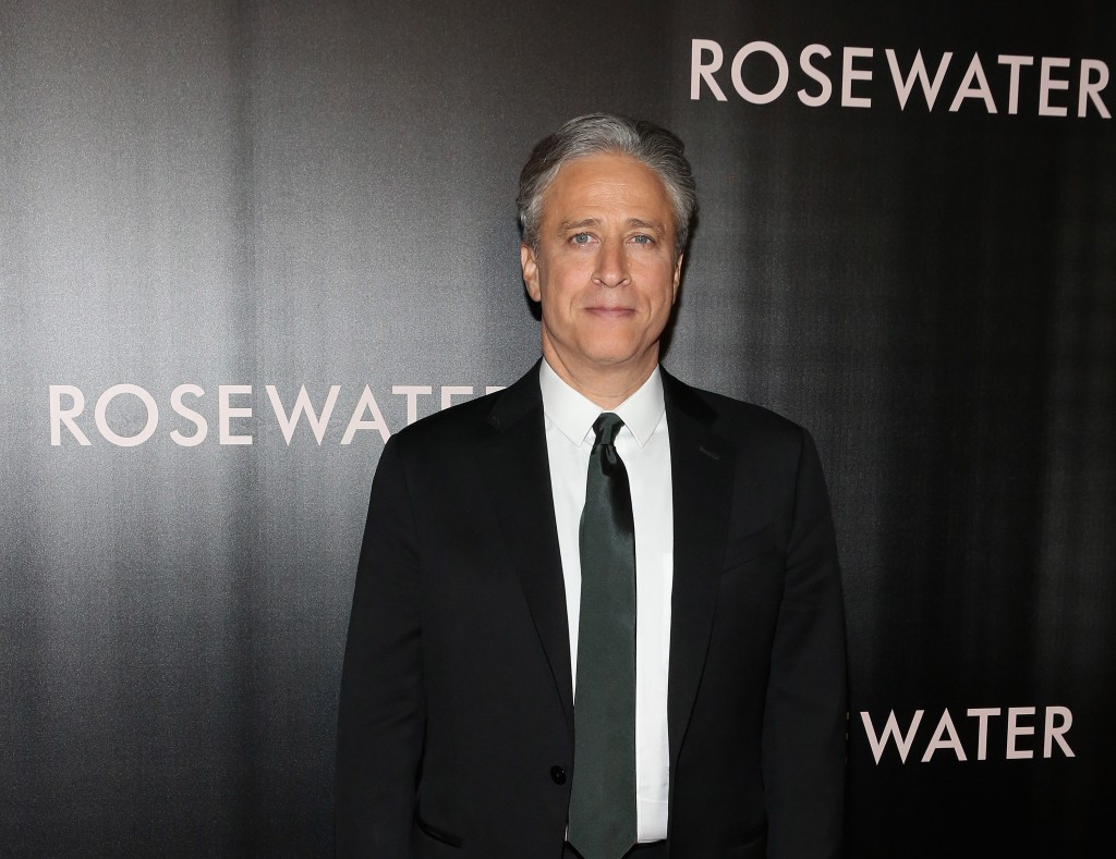 Jon Stewart | Source: Robin Marchant/Getty Images