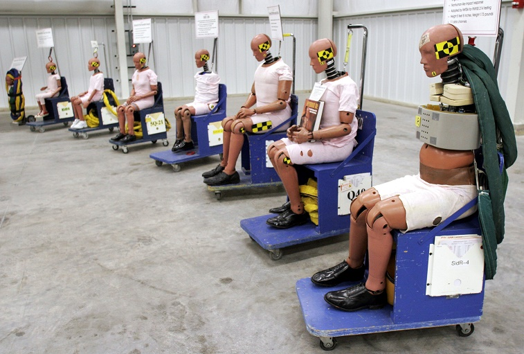GM To Install Rollover Airbags In All Models By 2012