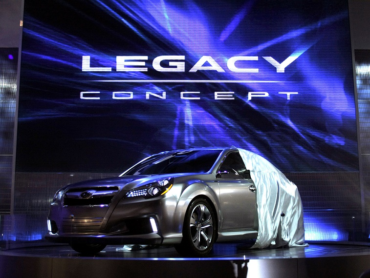 Press Preview For Detroit International Auto Show