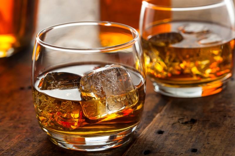 Whiskey, Bourbon, Cocktail
